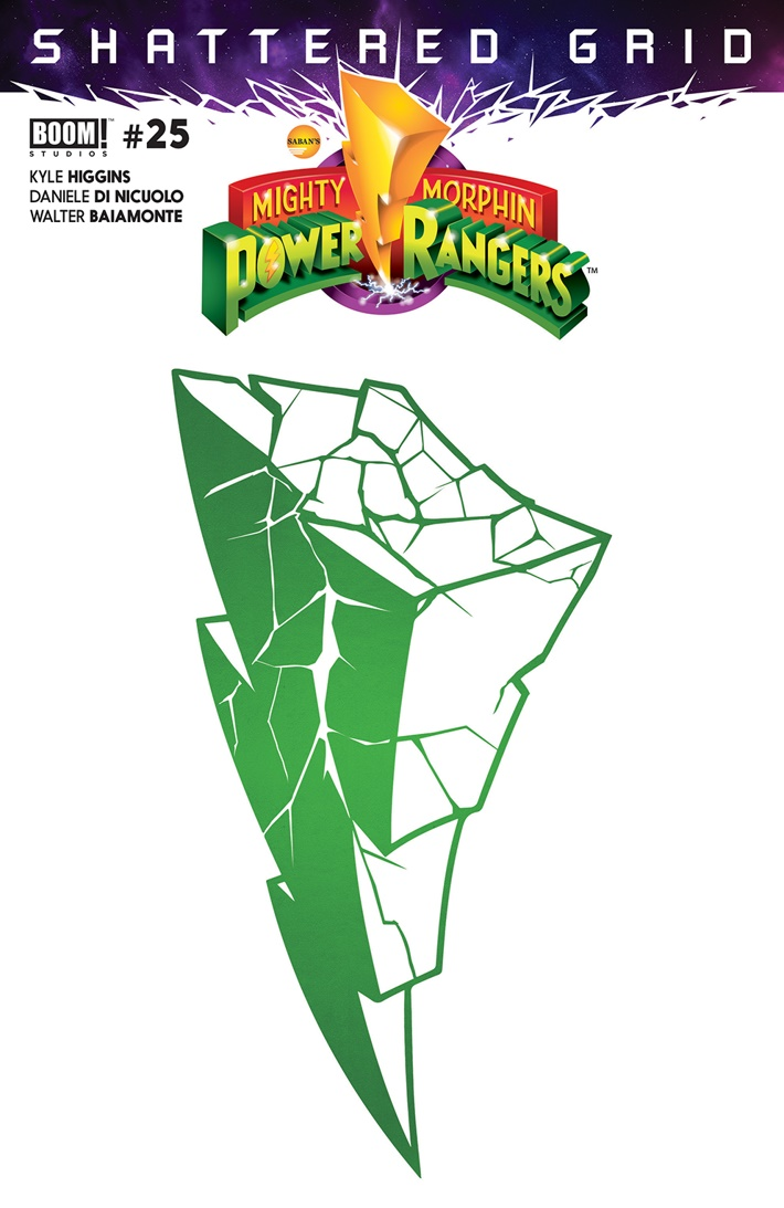 PowerRangers_025_A_SecondPrint_PRESS ComicList Previews: MIGHTY MORPHIN POWER RANGERS #25 (2ND PRINTING)