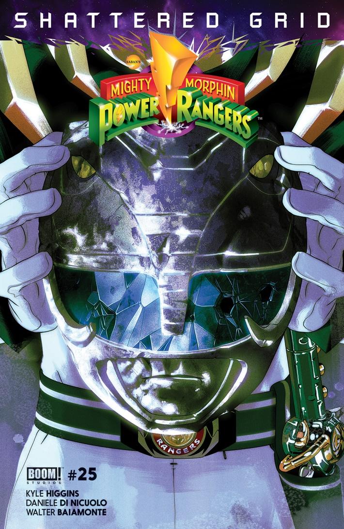 PowerRangers_025_E_Intermix_Black ComicList Previews: MIGHTY MORPHIN POWER RANGERS #25