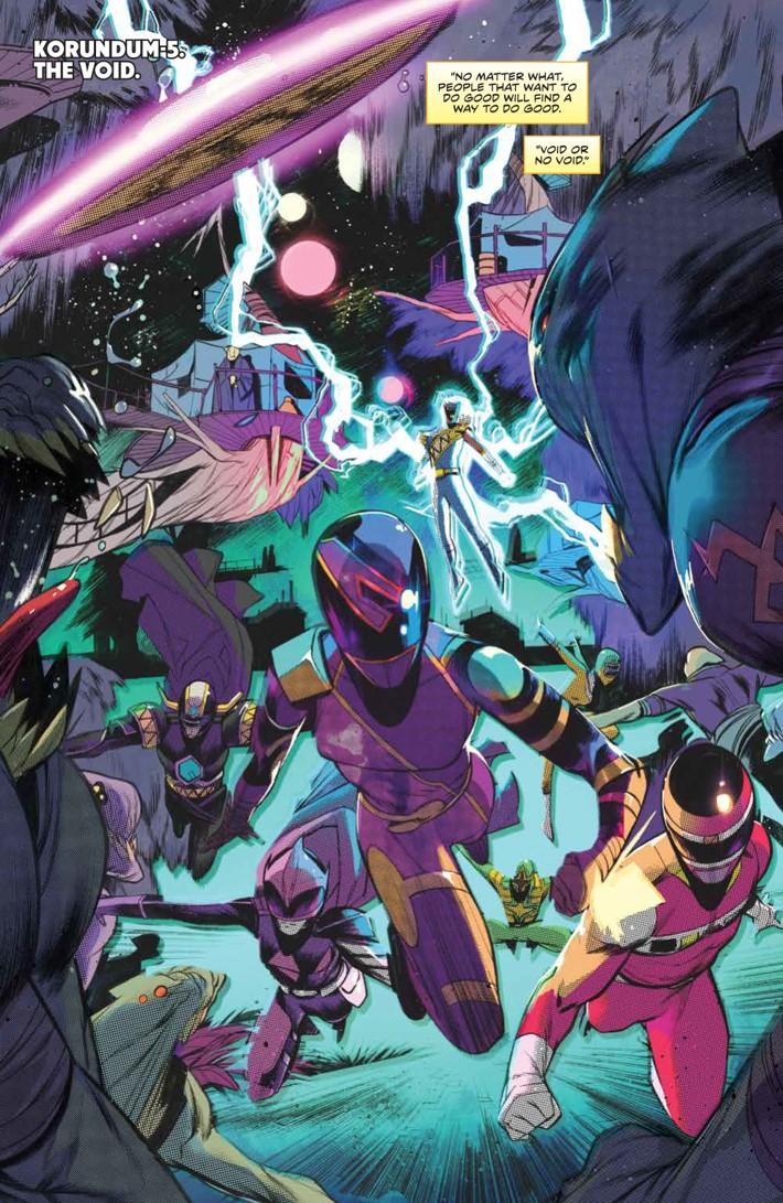 PowerRangers_036_PRESS_3 ComicList Previews: MIGHTY MORPHIN POWER RANGERS #36