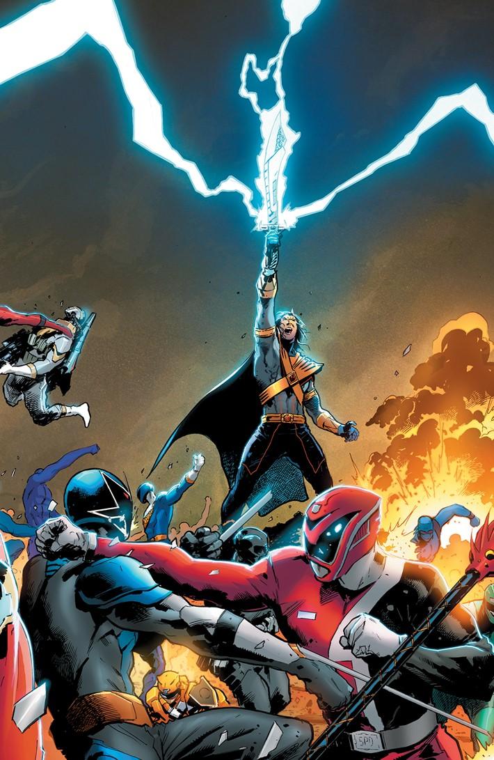 PowerRangers_ShatteredGrid_001_D_UnlockedRetailer ComicList Previews: MIGHTY MORPHIN POWER RANGERS SHATTERED GRID #1