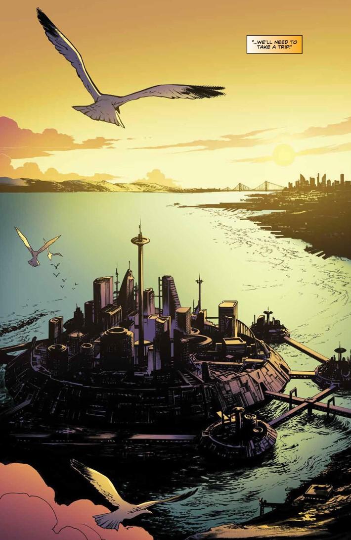 PowerRangers_v6_SC_PRESS_10 ComicList Previews: MIGHTY MORPHIN POWER RANGERS VOLUME 6 TP