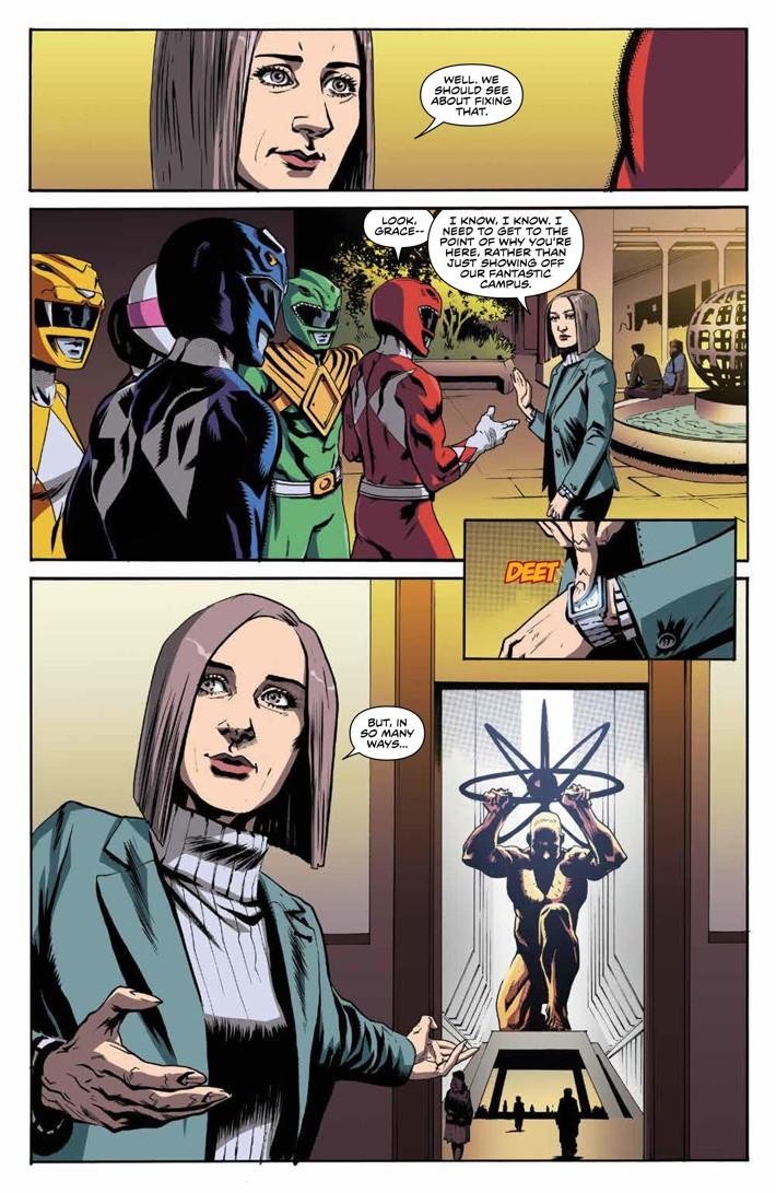 PowerRangers_v6_SC_PRESS_12 ComicList Previews: MIGHTY MORPHIN POWER RANGERS VOLUME 6 TP