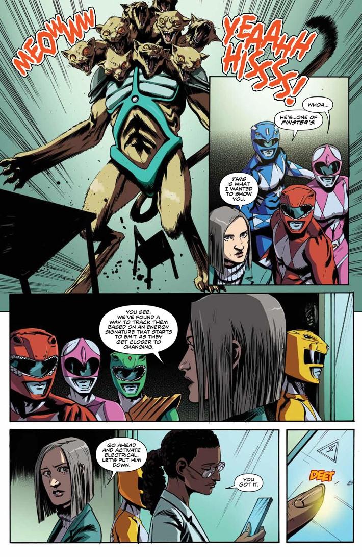 PowerRangers_v6_SC_PRESS_15 ComicList Previews: MIGHTY MORPHIN POWER RANGERS VOLUME 6 TP