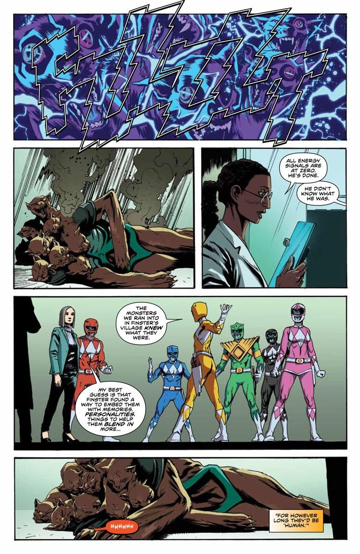 PowerRangers_v6_SC_PRESS_16 ComicList Previews: MIGHTY MORPHIN POWER RANGERS VOLUME 6 TP
