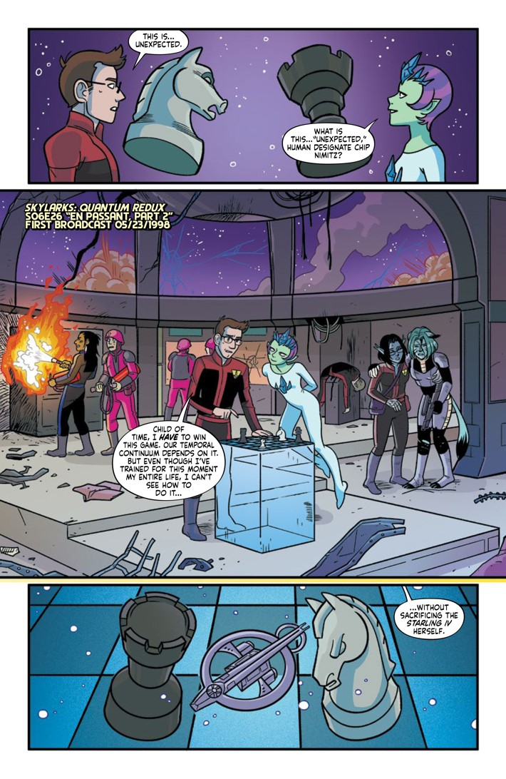 Preview-LONGCON-8-2 ComicList Previews: THE LONG CON #8