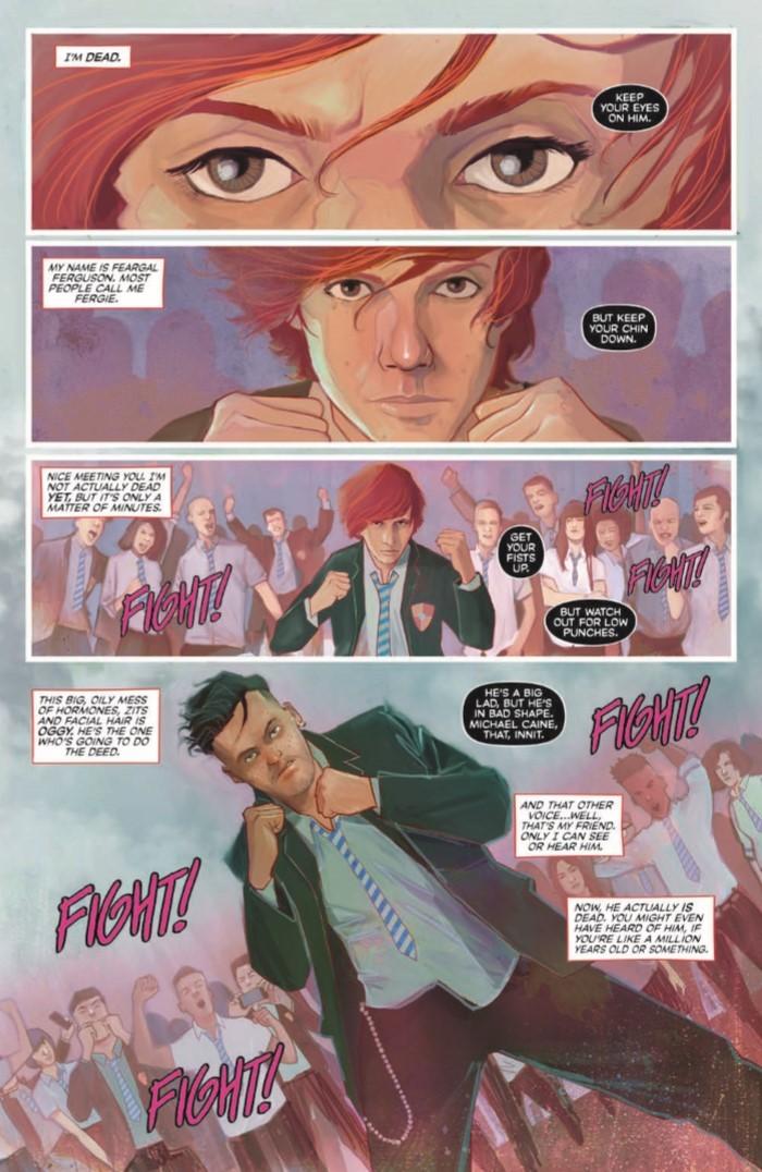 PunksNotDead_01-pr-3 ComicList Previews: PUNKS NOT DEAD #1