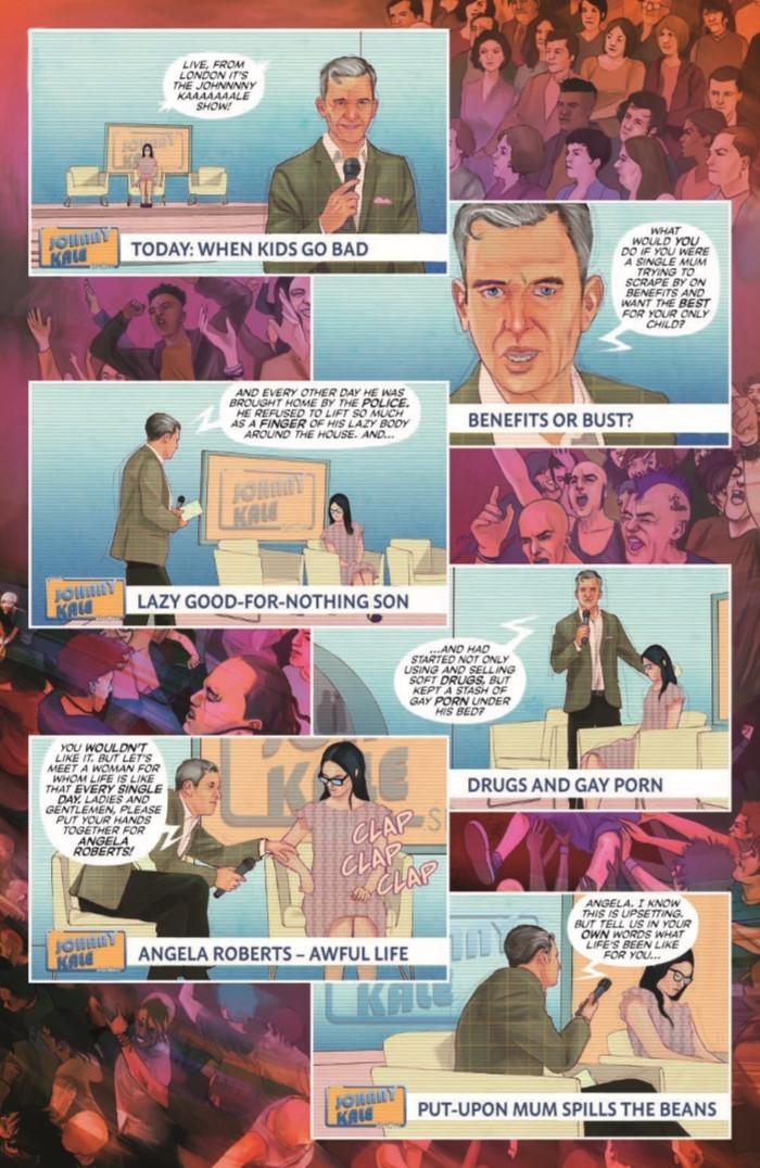 PunksNotDead_01-pr-6 ComicList Previews: PUNKS NOT DEAD #1