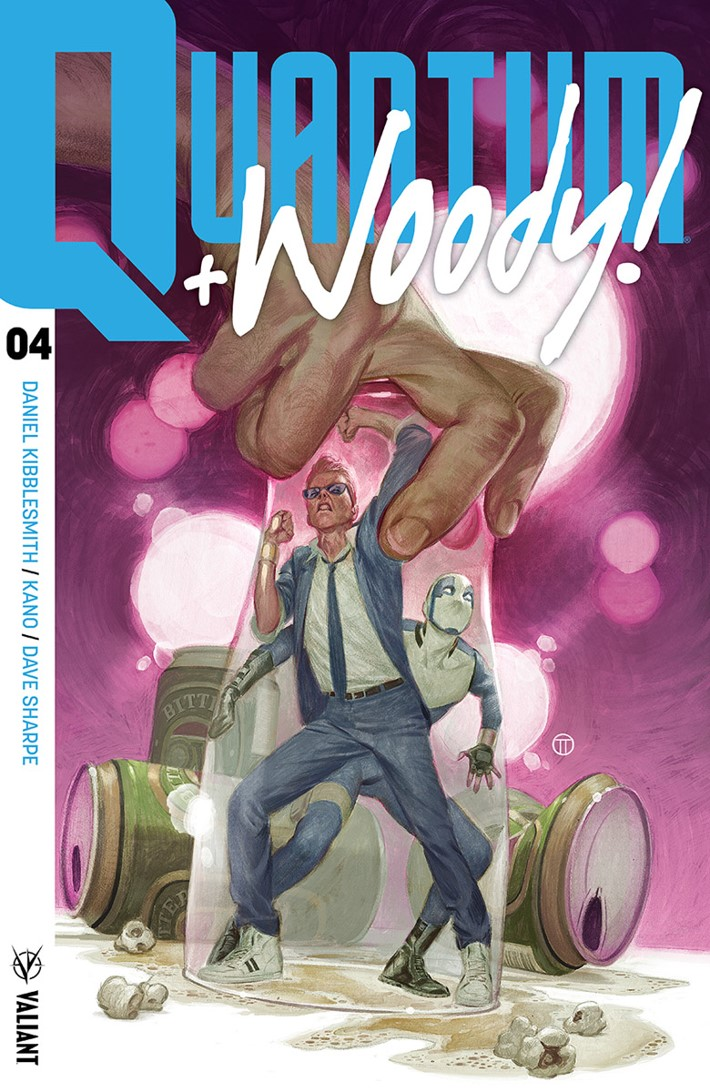 QW2017_004_COVER-A_TEDESCO ComicList Previews: QUANTUM AND WOODY! (2017) #4