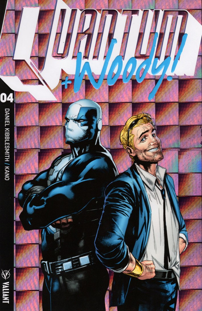 QW2017_004_VARIANT-(ULTRA-FOIL-CHASE)_SHAW ComicList Previews: QUANTUM AND WOODY! (2017) #4