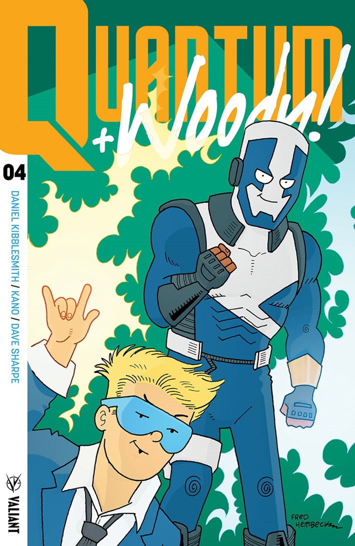 QW2017_004_VARIANT-ICON_ALLRED ComicList Previews: QUANTUM AND WOODY! (2017) #4