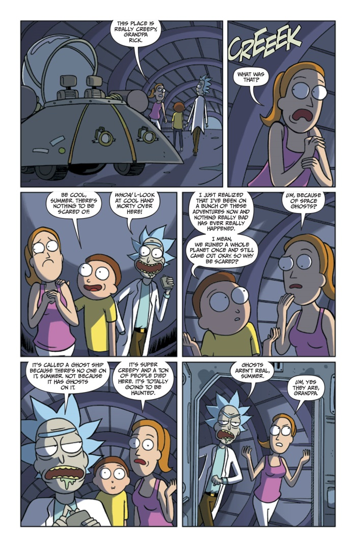 RICKMORTY-24-MARKETING_Preview-8 ComicList Preview: RICK AND MORTY #24