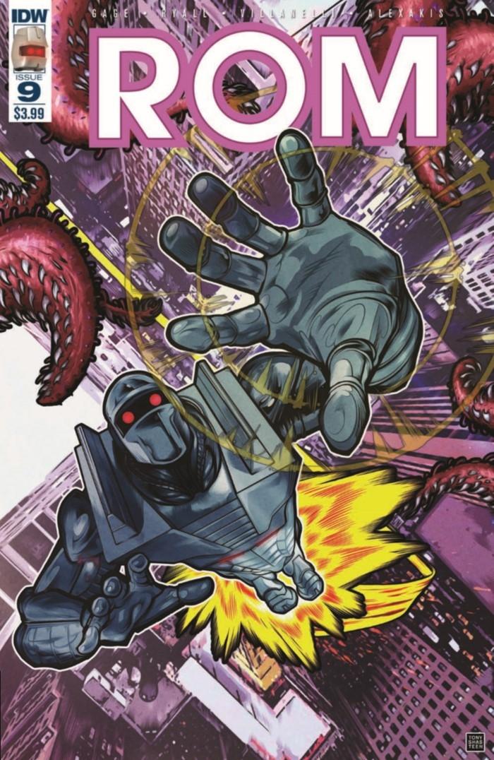 ROM_09-pr-1 ComicList Preview: ROM #9