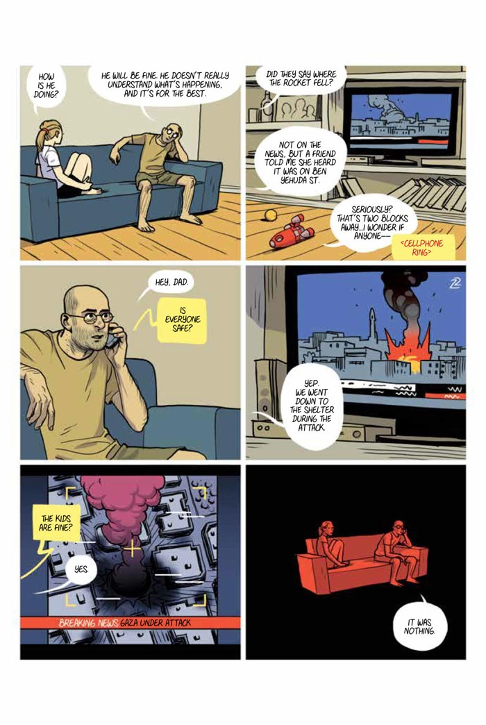 Realist_v2_HC_PRESS_19 ComicList Preview: THE REALIST VOLUME 2 PLUG AND PLAY HC