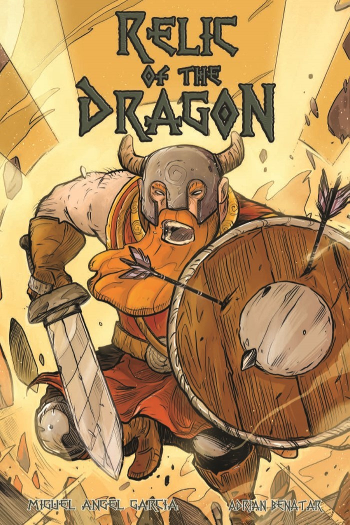 RelicoftheDragon-pr-1 ComicList Previews: RELIC OF THE DRAGON HC
