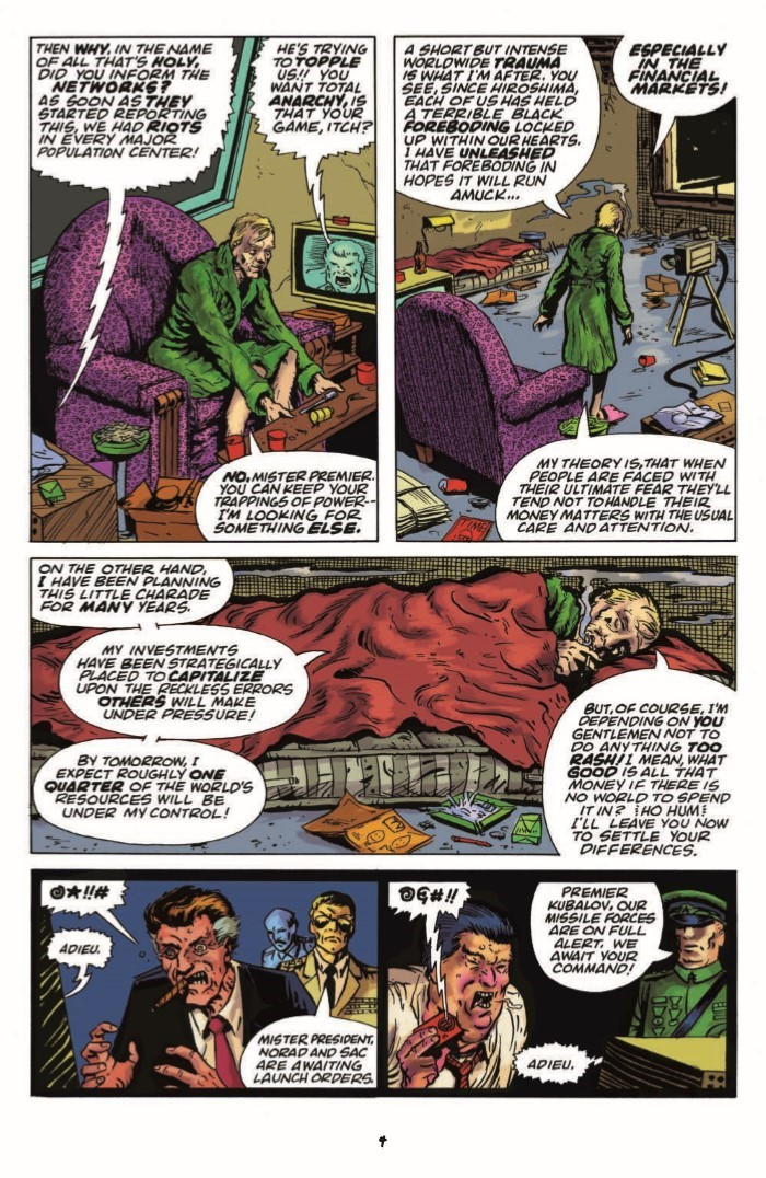 RickVeitch_TheOne_01-pr-6 ComicList Previews: RICK VEITCH'S THE ONE #1
