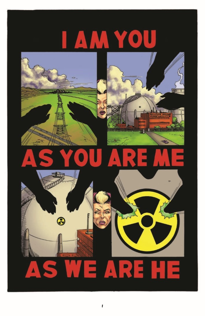 RickVeitch_TheOne_02-pr-3 ComicList Previews: RICK VEITCH'S THE ONE #2
