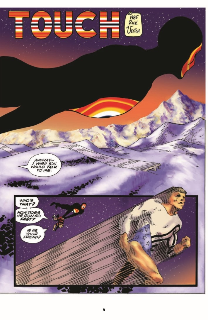 RickVeitch_TheOne_03-pr-5 ComicList Previews: RICK VEITCH'S THE ONE #3