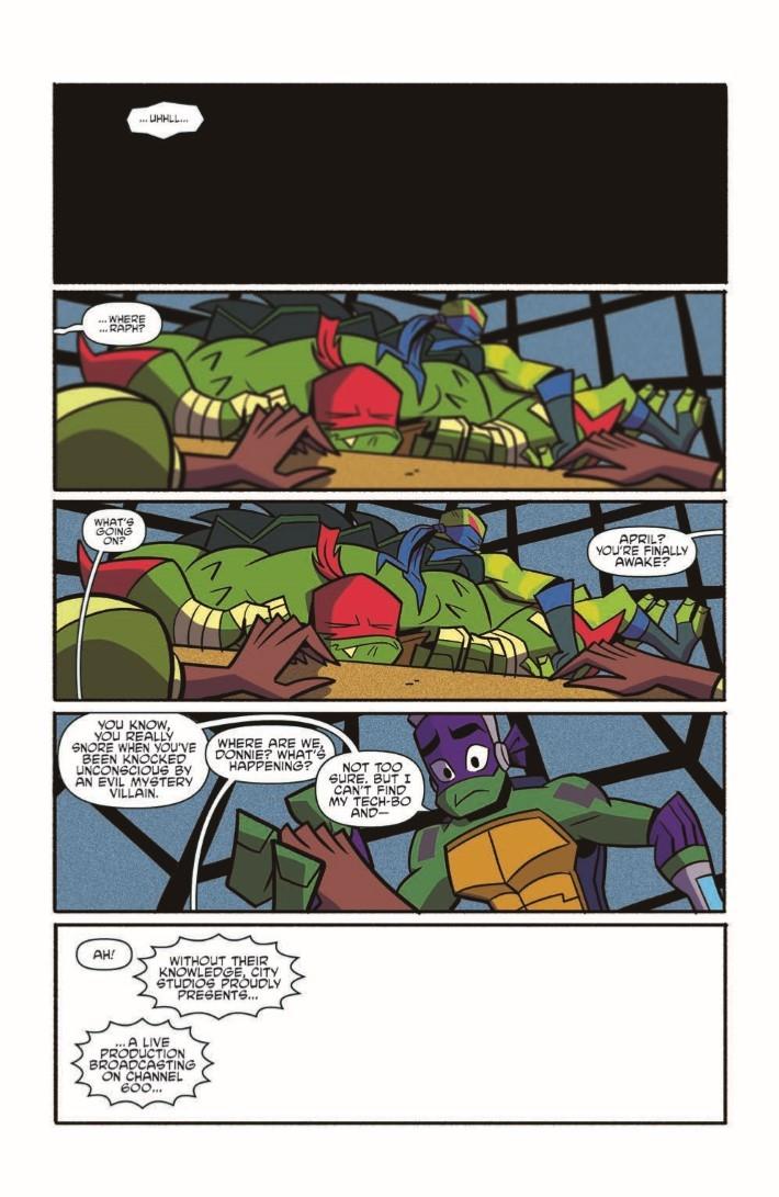 Rise_of_TMNT_05-pr-3 ComicList Previews: RISE OF THE TEENAGE MUTANT NINJA TURTLES #5