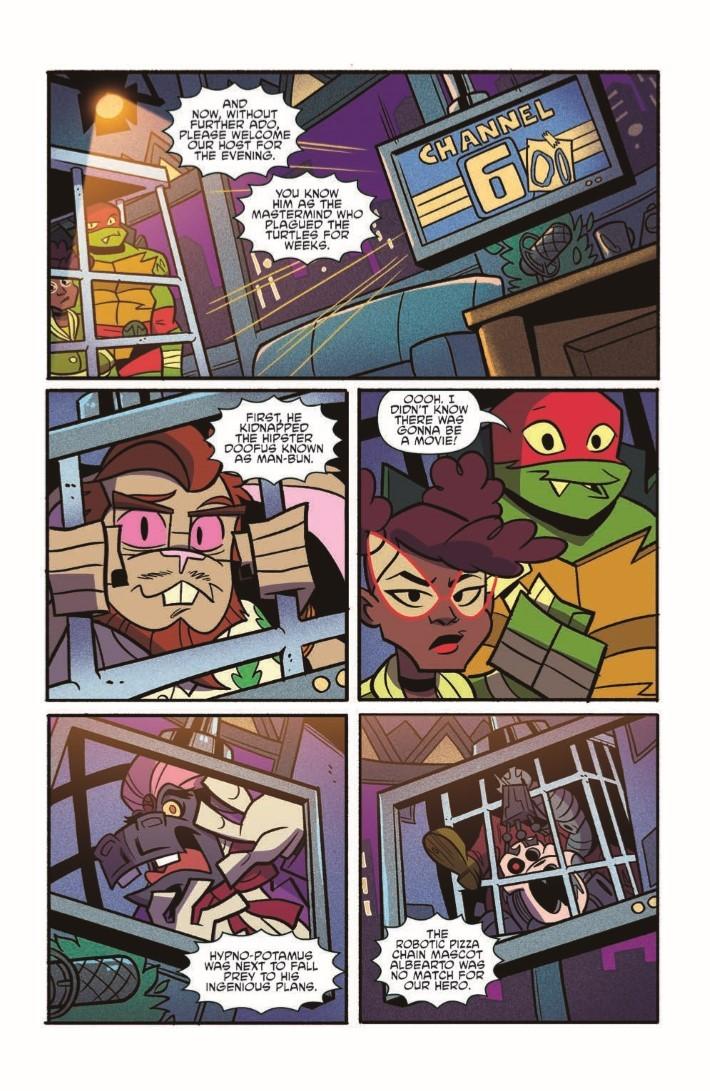 Rise_of_TMNT_05-pr-6 ComicList Previews: RISE OF THE TEENAGE MUTANT NINJA TURTLES #5
