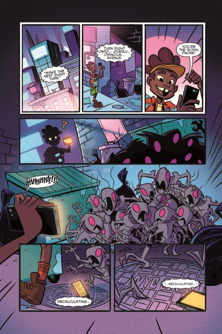Rise_of_TMNT_Vol01-pr-4 ComicList Previews: RISE OF THE TEENAGE MUTANT NINJA TURTLES VOLUME 1 TP