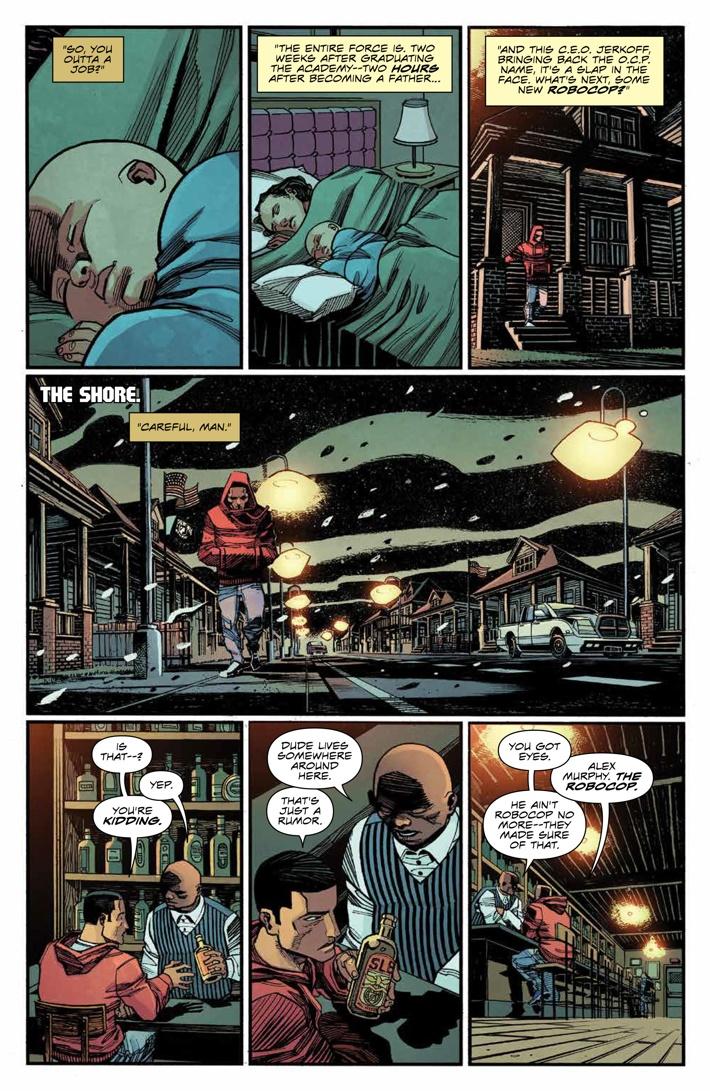 Robocop_CitizensArrest_001_PRESS_5 ComicList Previews: ROBOCOP CITIZENS ARREST #1