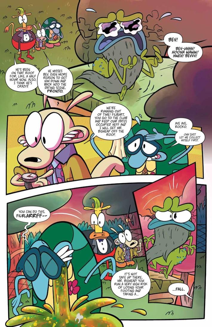 RockosModernLife_004_PRESS_3 ComicList Previews: ROCKO'S MODERN LIFE #4