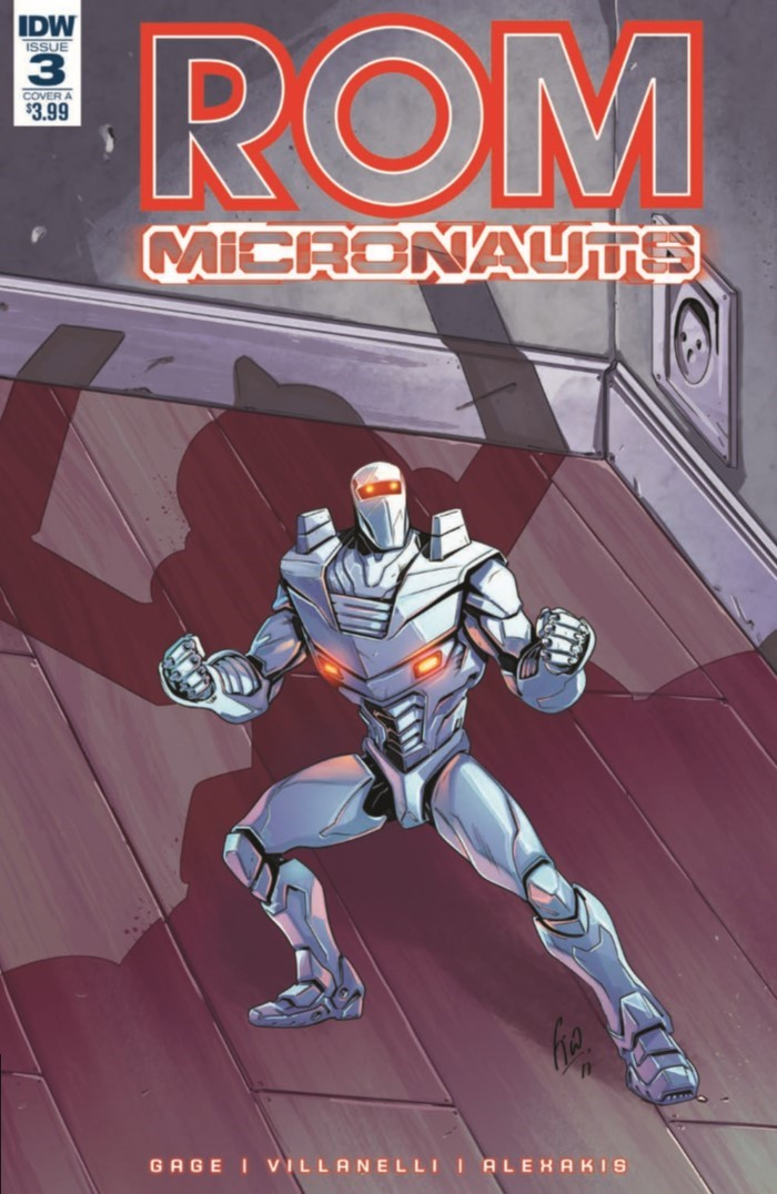 Rom_Micronauts_03-pr-1 ComicList Previews: ROM AND THE MICRONAUTS #3