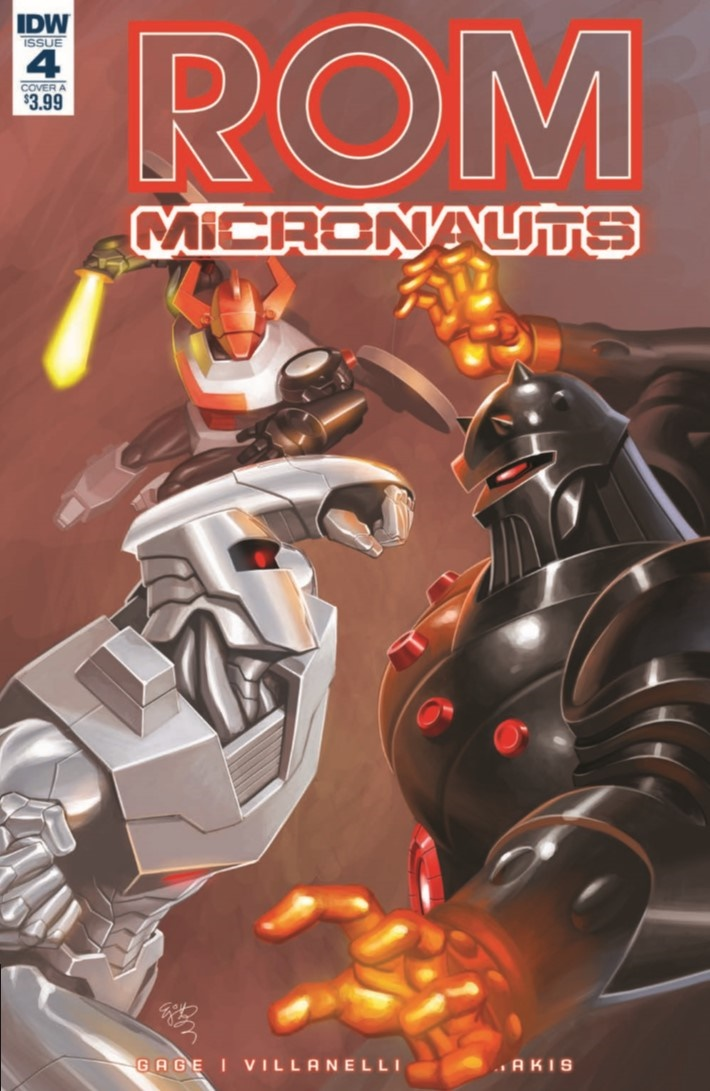 Rom_Micronauts_04-pr-1 ComicList Previews: ROM AND THE MICRONAUTS #4