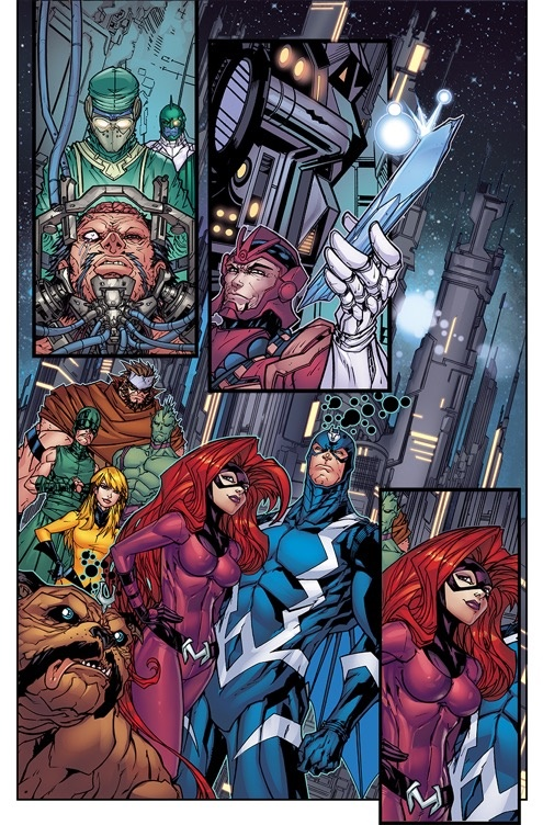 Royals_1_Preview_1 ComicList Preview: ROYALS #1