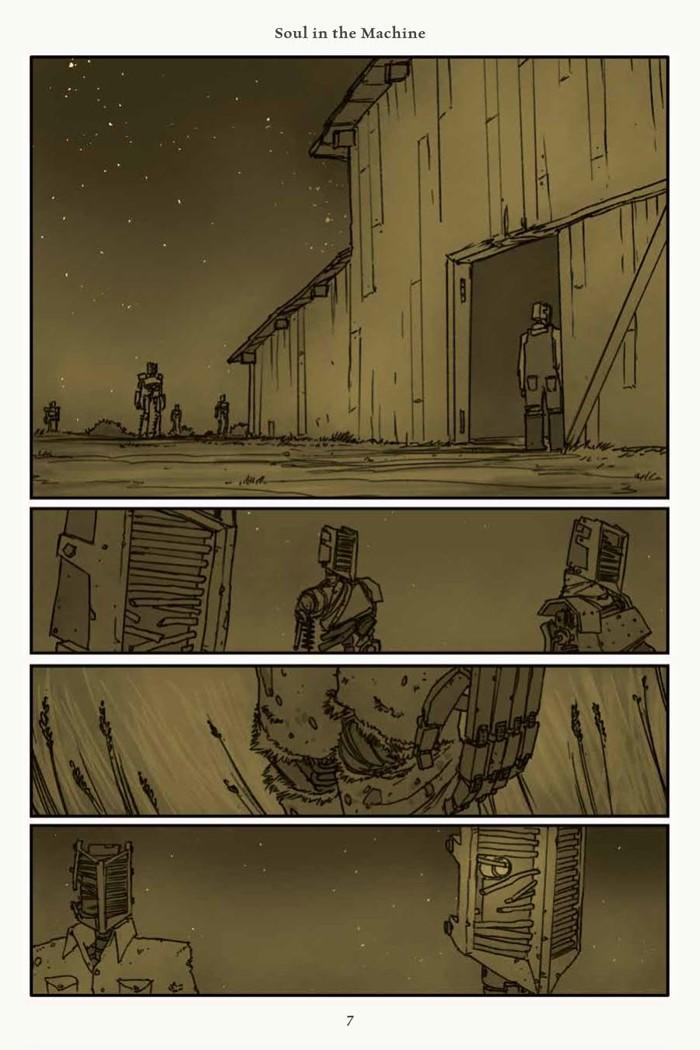 Rust_v4_SC_PRESS_9 ComicList Previews: RUST VOLUME 4 HC