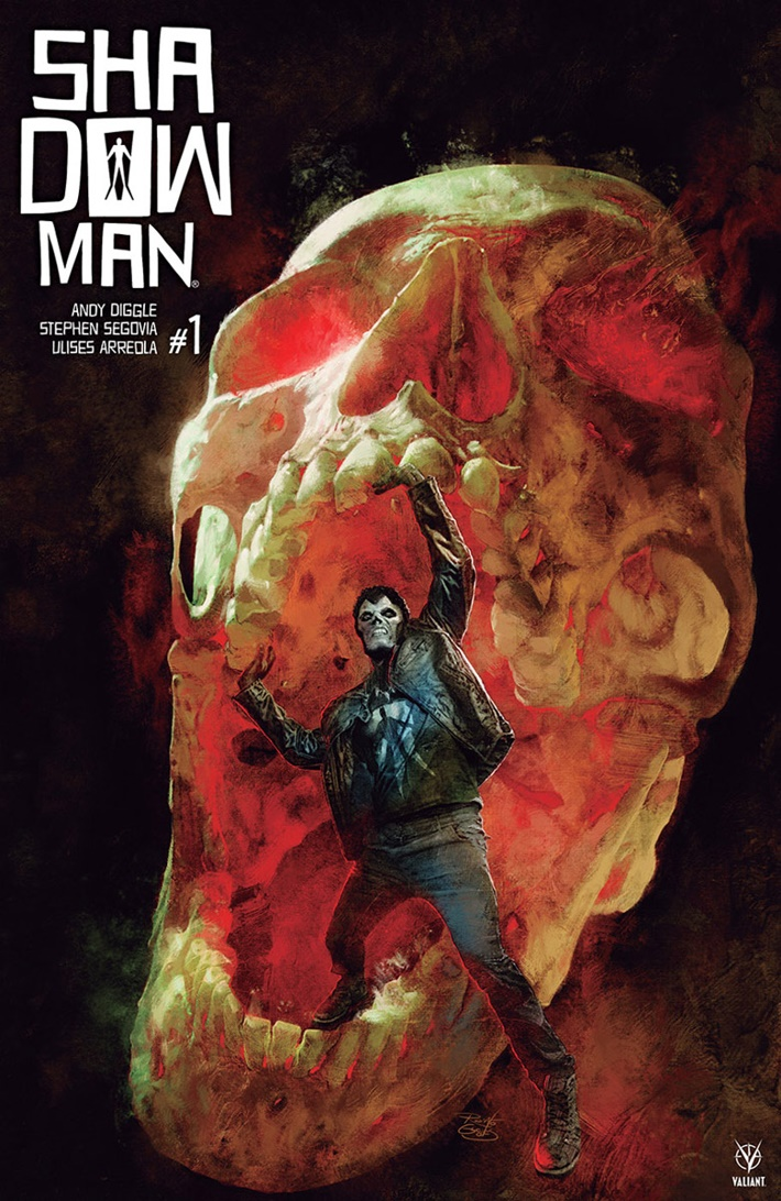 SM2018_001_COVER-B_GUEDES ComicList Previews: SHADOWMAN (2018) #1