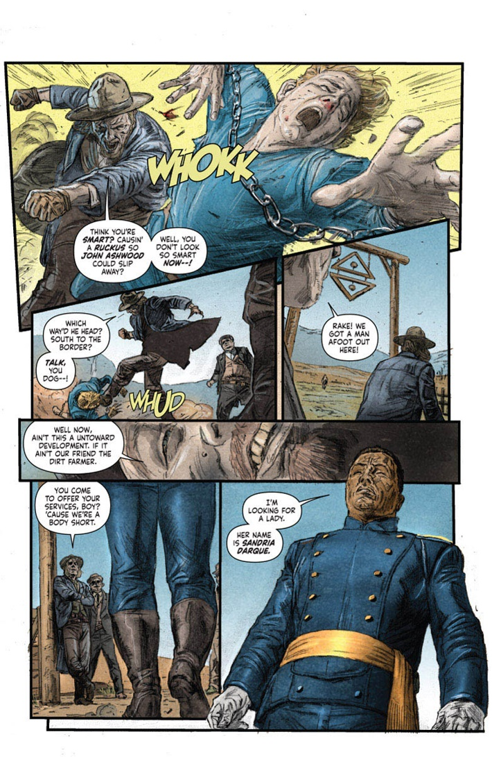 SM2018_005_006 ComicList Previews: SHADOWMAN (2018) #5