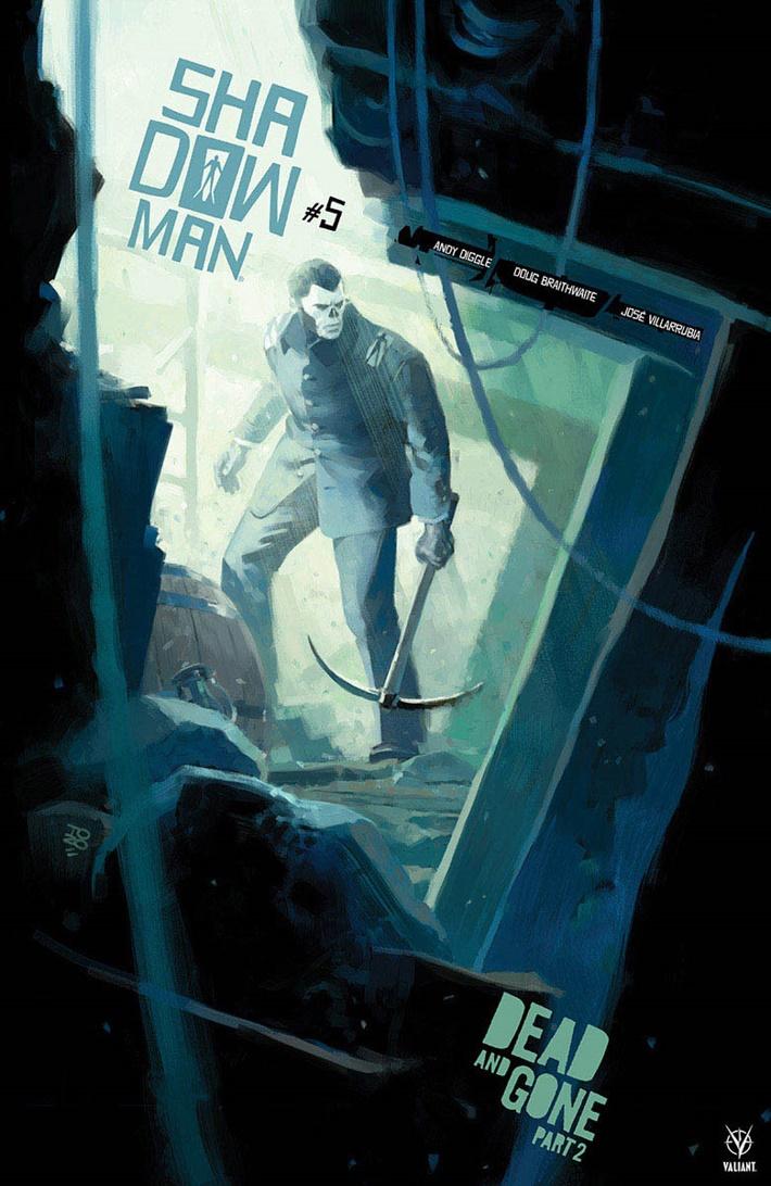SM2018_005_COVER-A_ZONJIC ComicList Previews: SHADOWMAN (2018) #5