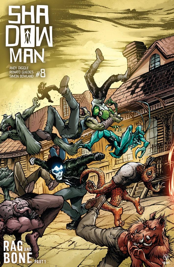 SM2018_008_VARIANT-INTERLOCKING_LEE ComicList Previews: SHADOWMAN (2018) #8
