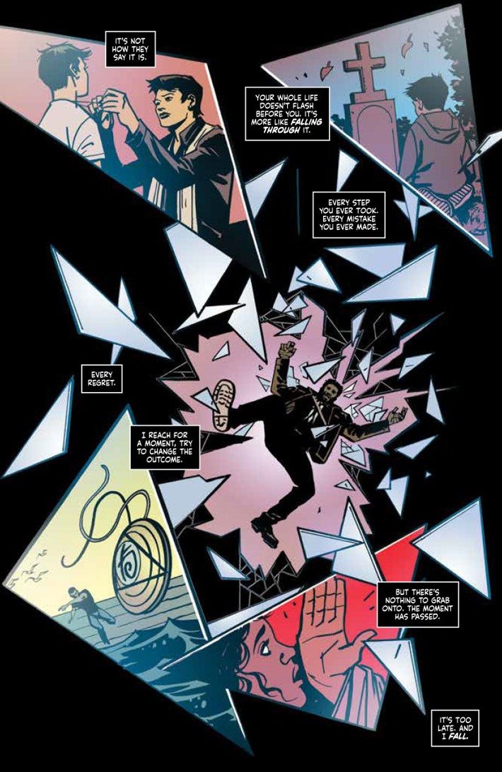 SM2018_TPB_002_002 ComicList Previews: SHADOWMAN (2018) VOLUME 2 DEAD AND GONE TP