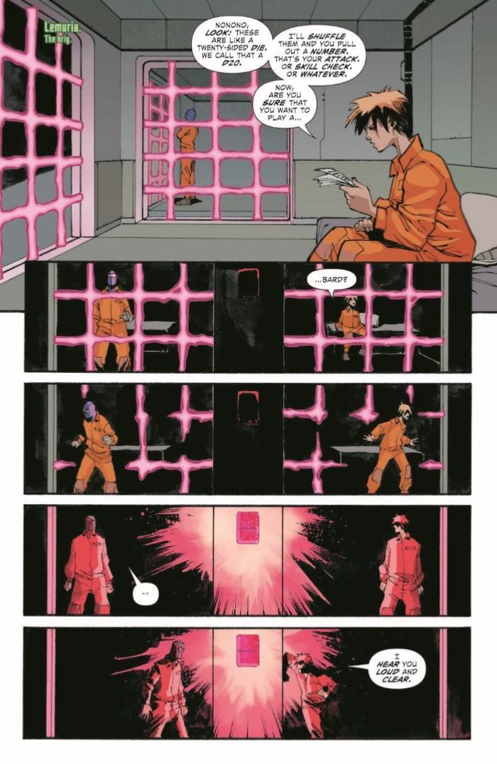 ScarlettStrikeForce_03-pr-5 ComicList Previews: SCARLETT'S STRIKE FORCE #3