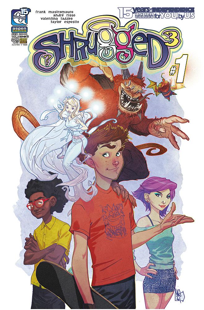 Shrugged-v3-01b-Gunnell_1 ComicList Previews: SHRUGGED VOLUME 3 #1