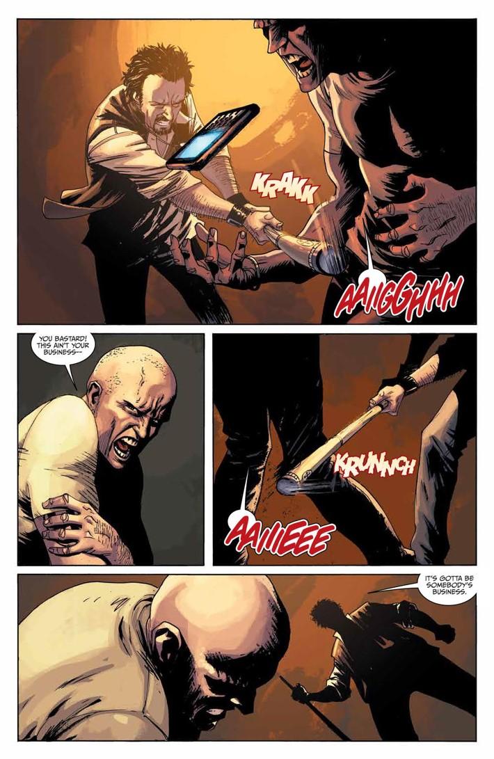 SonsOfAnarchy_Legacy_v1_SC_PRESS_20 ComicList Previews: SONS OF ANARCHY LEGACY EDITION VOLUME 1 TP