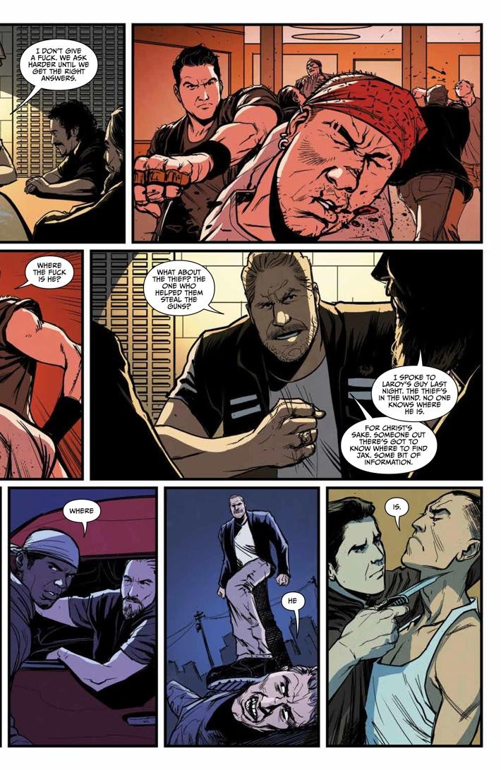 SonsofAnarchy_RedwoodOriginals_v3_PRESS_13 ComicList Previews: SONS OF ANARCHY REDWOOD ORIGINAL VOLUME 3 TP