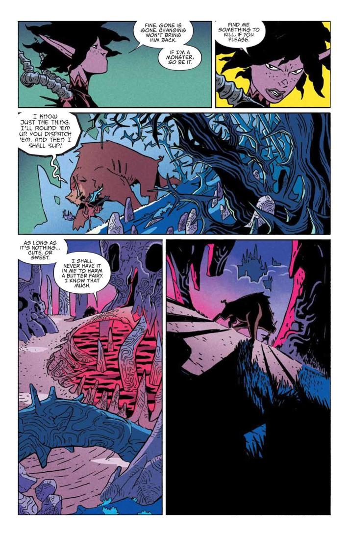 Sparrowhawk_004_PRESS_4 ComicList Previews: SPARROWHAWK #4