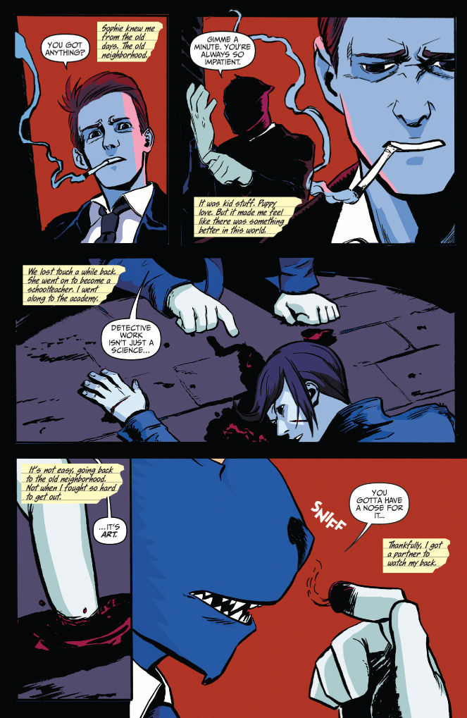 Spencer_and_Locke_1_Preview-4 ComicList Preview: SPENCER AND LOCKE #1