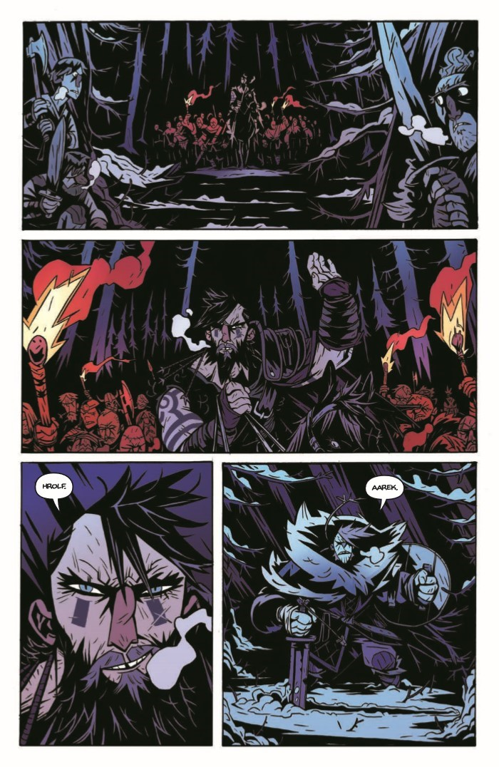 SpiderKing_01-pr-7 ComicList Previews: THE SPIDER KING #1