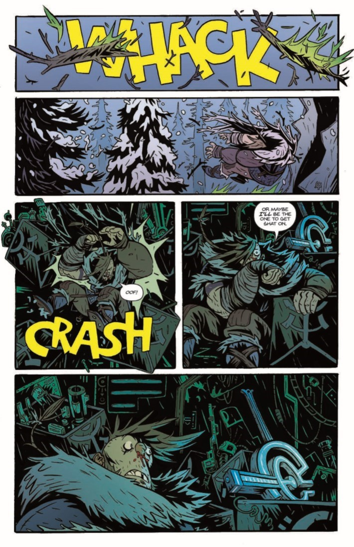 SpiderKing_02-pr-4 ComicList Previews: THE SPIDER KING #2