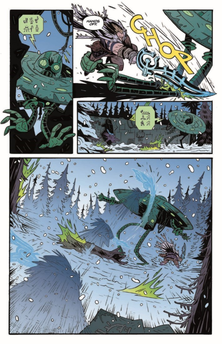 SpiderKing_02-pr-5 ComicList Previews: THE SPIDER KING #2