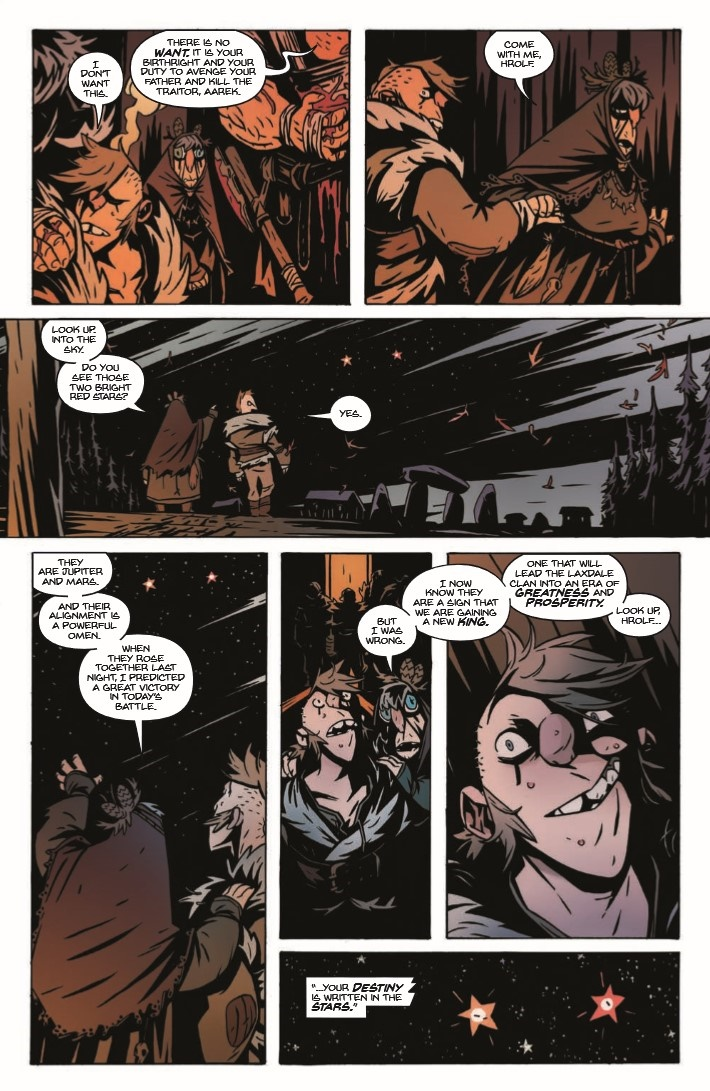 Spider_King_TPB-pr-6 ComicList Previews: THE SPIDER KING TP