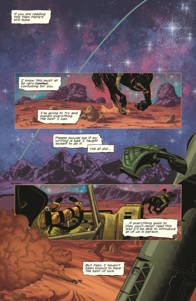 StarTrek_Deviations_2017-pr-3 ComicList Preview: STAR TREK DEVIATIONS #1