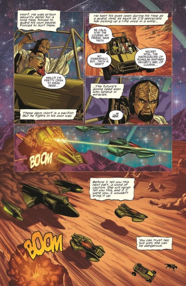 StarTrek_Deviations_2017-pr-6 ComicList Preview: STAR TREK DEVIATIONS #1