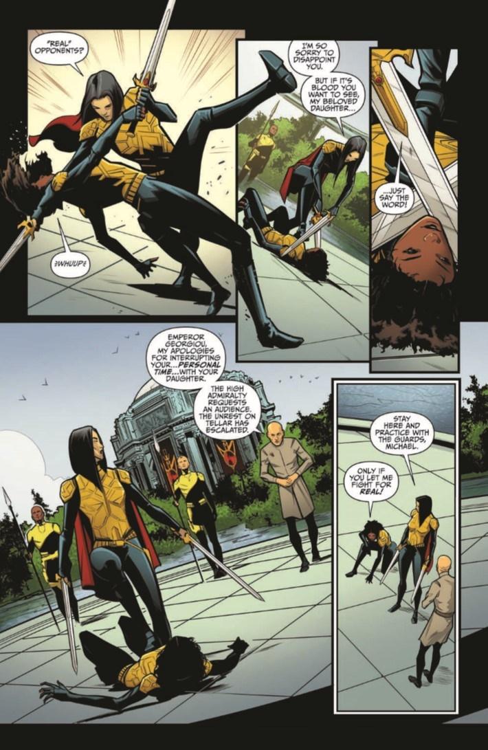 StarTrek_DiscoverySuccession_02-pr-4 ComicList Previews: STAR TREK DISCOVERY SUCCESSION #2