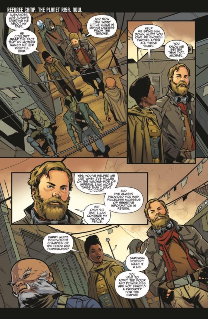 StarTrek_DiscoverySuccession_02-pr-6 ComicList Previews: STAR TREK DISCOVERY SUCCESSION #2