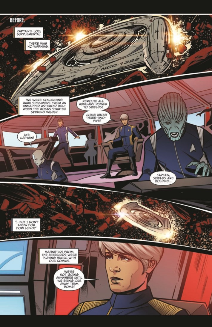 StarTrek_Discovery_Annual_2018-pr-3 ComicList Previews: STAR TREK DISCOVERY ANNUAL 2018